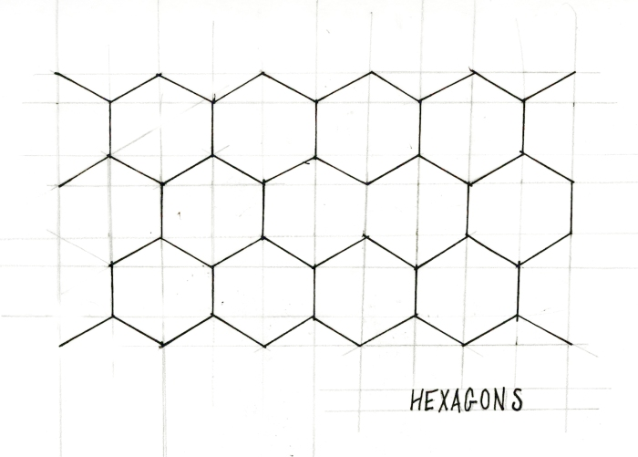 bio hexagons