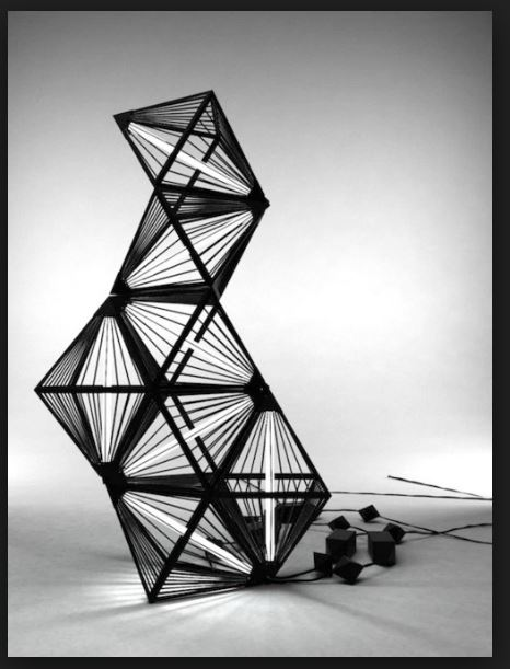 Parameric Standing Lamp