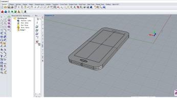 Samsung phone model_ Anastasya Strauss