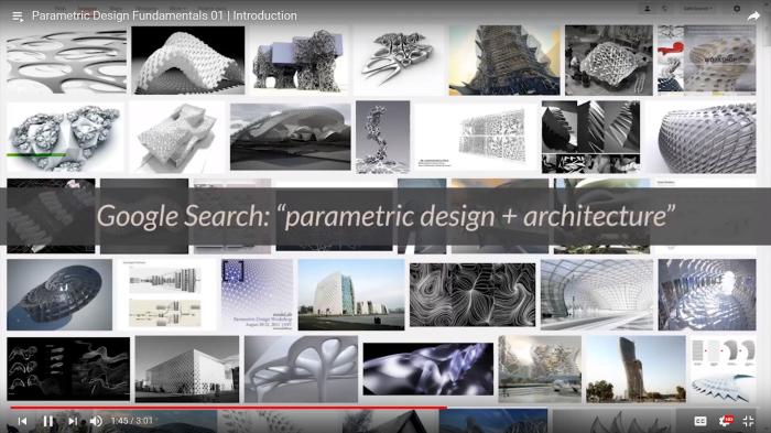 MODELAB Parametric Design Fundamentals